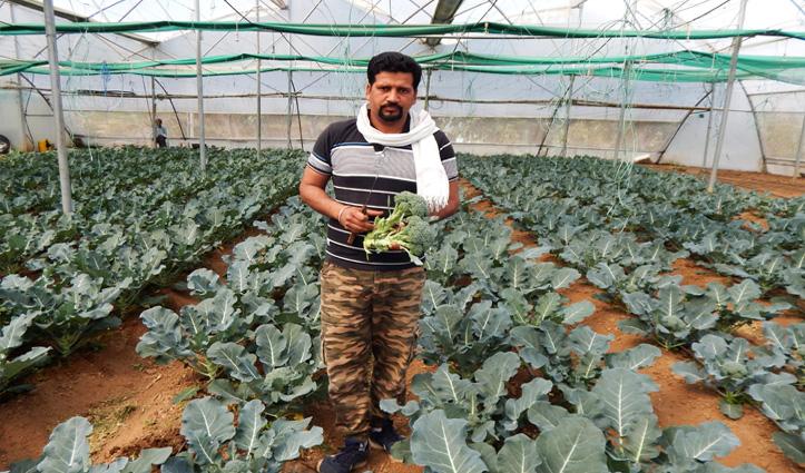 प्राकृतिक खेती  के गुर सीख ऊना के मंजीत ने मजबूत की अपनी आर्थिकी