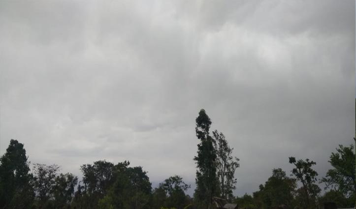 हिमाचल में बारिश-बर्फबारी का दौर शुरू, आज तीन जिलों में ऑरेंज अलर्ट