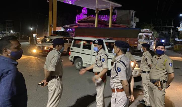 Himachal: ड्यूटी में कोताही बरतने पर ASI सहित 9 पुलिस कर्मी सस्पेंड