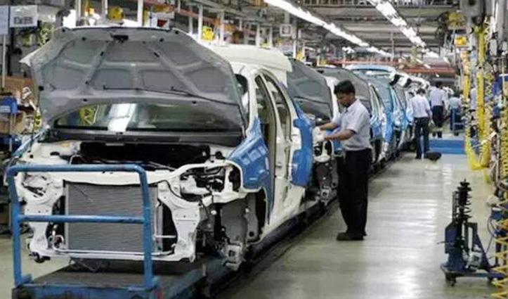 कोरोना के बढ़ते मामलों के बीच मारूति-होंडा टू-व्हीलर्स ने रोका उत्पादन-बंद की फैक्टरी