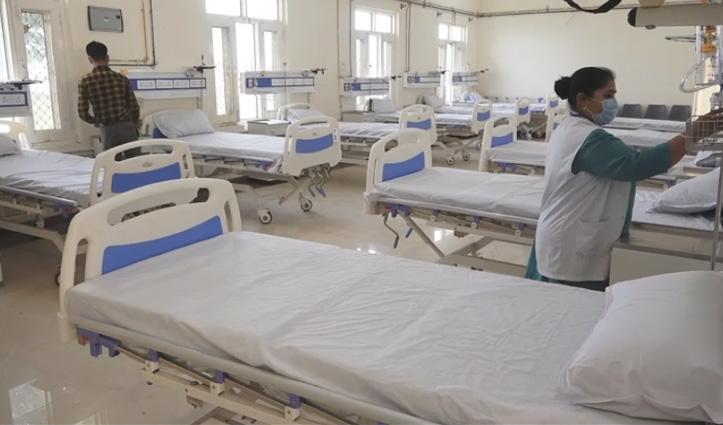 Himachal : ऊना में कोरोना के बढ़ते संक्रमण पर 250 अतिरिक्त बैड लगाने की तैयारी