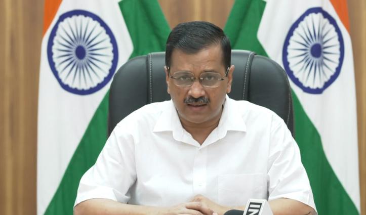 #Corona : दिल्ली में 100 से भी कम ICU बेड, केजरीवाल ने शाह से मांगी मदद