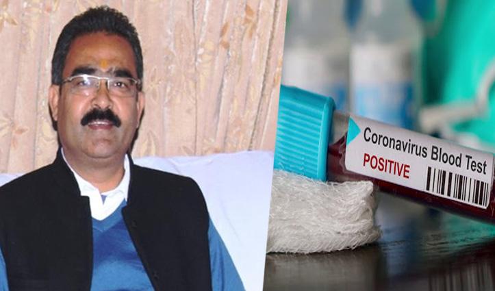 Himachal के उद्योग मंत्री बिक्रम ठाकुर कोरोना पॉजिटिव, आईजीएमसी में भर्ती