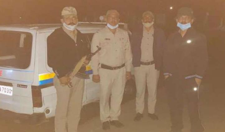 Himachal : बरमाणा थाना के औचक निरीक्षण पर ASI, कांस्टेबल नदारद, कारण बताओ नोटिस जारी