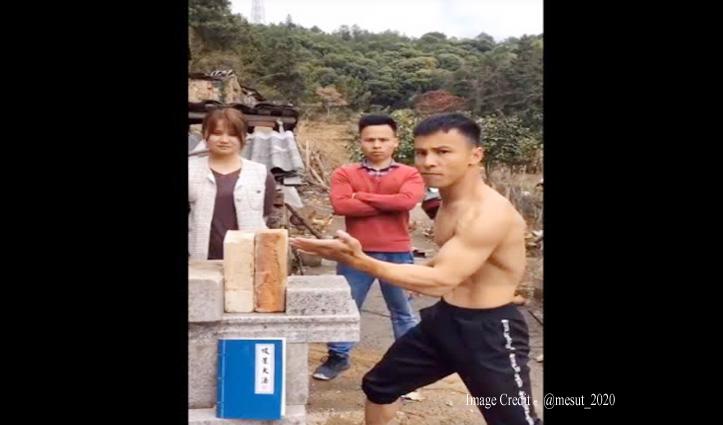 'वन-इंच पंच' से इस चीनी मार्शल आर्टिस्ट ने जीता लोगों का दिल, वीडियो देख याद आएंगे ब्रूस ली