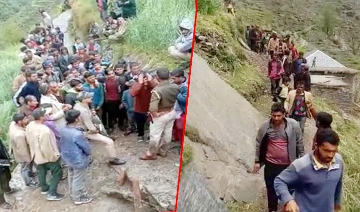 Himachal : चंबा में गोवंश हत्या की आशंका, तीन गिरफ्तार-मांस भी हुआ बरामद