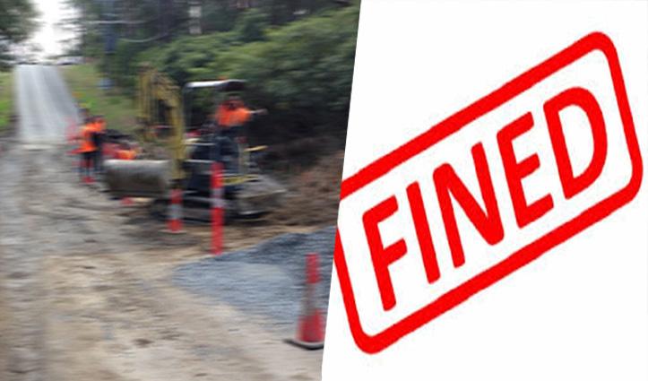Himachal : सड़क निर्माण कार्य में लेटलतीफी करने पर ठेकेदार को एक करोड़ का जुर्माना