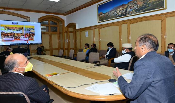 सीएम जयराम ने की चंबा की खूबसूरती की तारीफ, चलो चंबा अभियान-2021 का किया शुभारंभ-पढ़ें