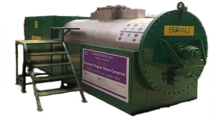 नगर परिषद कांगड़ा को मिली 24,00,000 रुपए की कम्पोस्टिंग  मशीन
