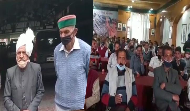 Himachal: इन कांग्रेसियों ने दी इस्तीफे की चेतावनी, दयाल प्यारी से जुड़ा है मामला- जाने