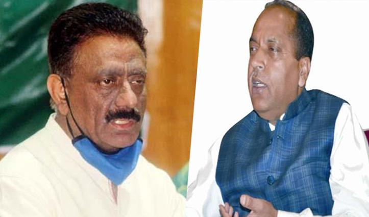 अफरा-तफरी का माहौल ना बने, Congress चाह रही CM Jai Ram विपक्ष से करें बैठक