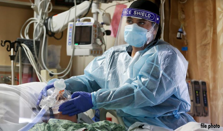 कोविड अस्पताल में रुकी ऑक्सीजन की सप्लाई, दो मरीजों ने तोड़ा दम