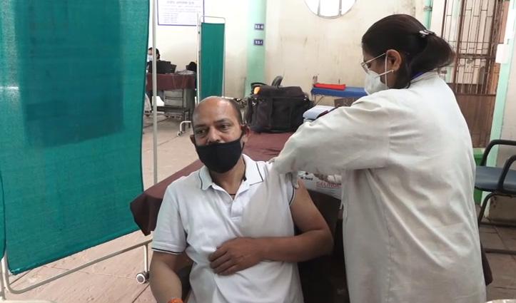 ऊना ने कर ली 18 वर्ष से अधिक आयु वर्ग को कोरोना का टीका लगाने की तैयारी
