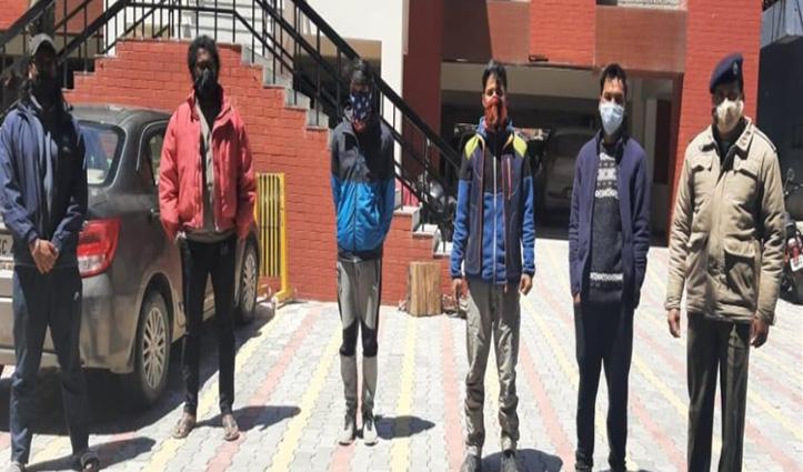 Manali: वाइल्ड लाइफ सेंक्चुरी में फंसे दिल्ली, झांसी और मुंबई के 3 युवक