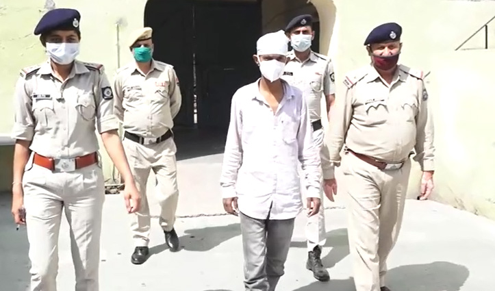 #Una: 9 लाख रुपये लूट मामले में पहली सफलता, Punjab से धरा एक आरोपी