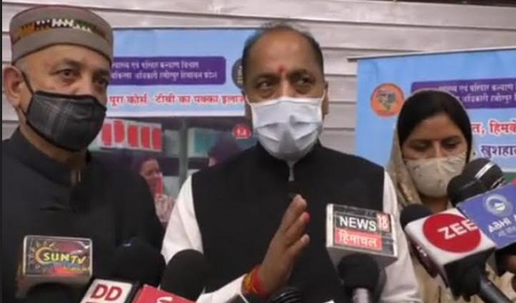तल्ख दिखे CM, सोशल मीडिया पर बयानबाजी को लेकर लगाई लताड़-जाने मामला