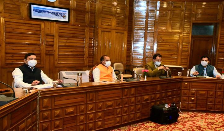 बीजेपी विधायक दल की बैठक में Lockdown पर चर्चा, क्या निर्णय-जानिए