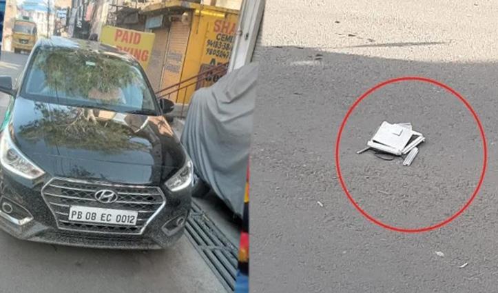 Himachal : मंत्री का पीए बजा रहा था हूटर, पुलिस ने बस के टायर तले कुचला, चालान भी किया