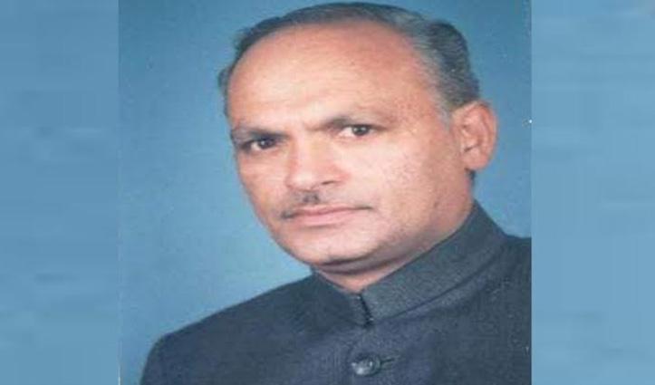 पूर्व मंत्री मोहन लाल का निधन, चुराह के रहे हैं विधायक- जयराम ने जताया दुख