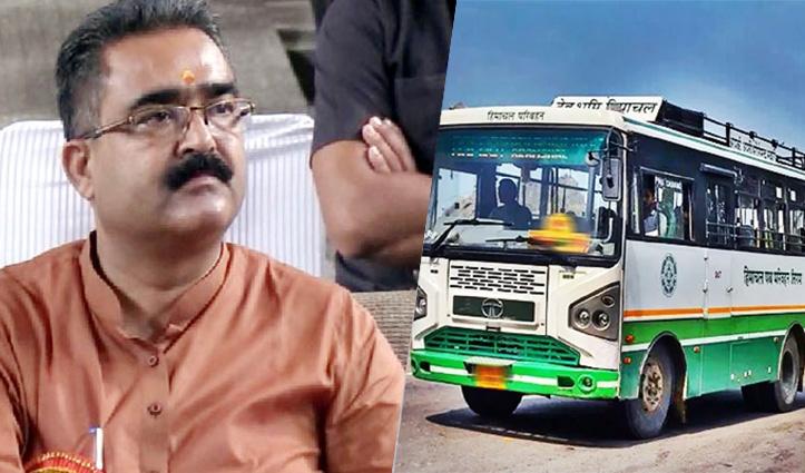 Himachal से बाहरी राज्यों को जाने वाली और आने वाली बसों के लिए बनेगी SOP
