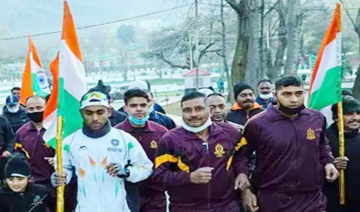 50 दिन में 4300 KM की दौड़, क्या भारतीय सेना का जवान बनाएगा वर्ल्ड रिकॉर्ड?