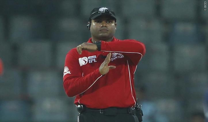 कोरोना का खौफः खिलाड़ियों के बाद अंपायरों ने भी किया आईपीएल से किनारा
