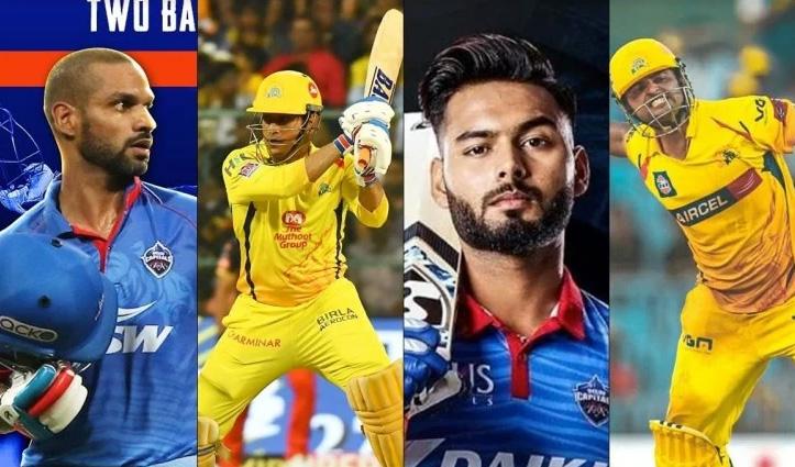 #IPL2021 : आज गुरु-चेले की होगी टक्कर, धोनी और पंत की टीमें भिड़ेंगी