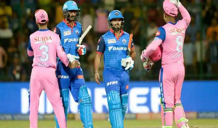 #IPL2021 आज दो युवा विकेटकीपर की होगी भिड़ंत, पंत-सैमसन में किसकी होगी जीत