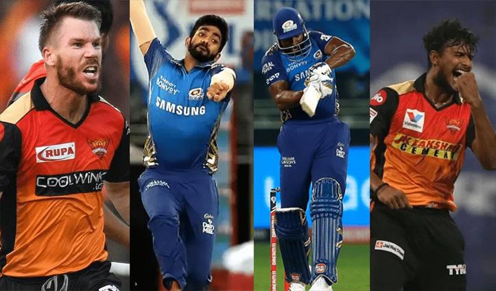 #IPL2021 आज MI के साथ SRH की होगी टक्कर, कौन जीतेगा मुकाबला