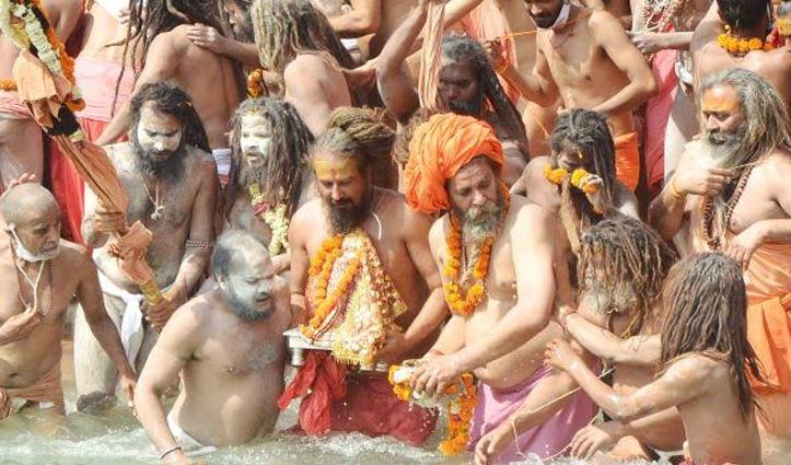 कुंभ में कोरोना पर आपस में भिड़े अखाड़े, बैरागियों ने संन्यासियों को ठहराया जिम्मेदार