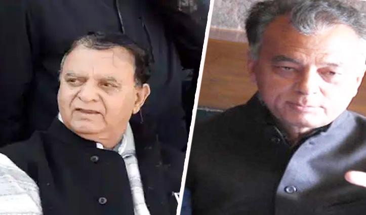 महेंद्र का वारः अनिल शर्मा इस्तीफा देकर चुनाव लड़े, औकात पता चल जाएगी