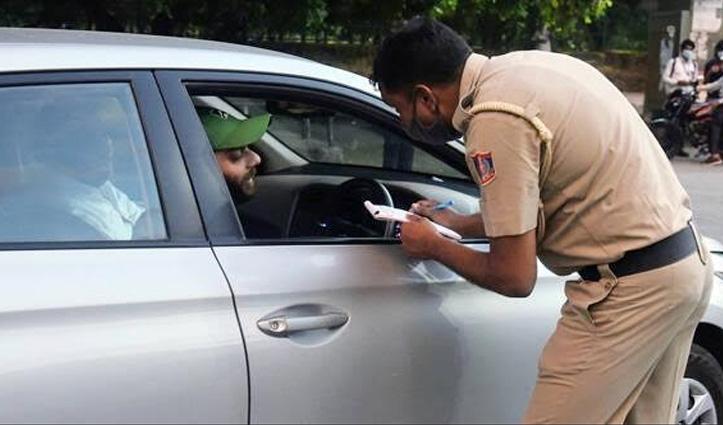 हाईकोर्ट का आदेशः  कार में सिर्फ ड्राइवर है तब भी मास्क जरूरी, गाड़ी को मानो पब्लिक प्लेस