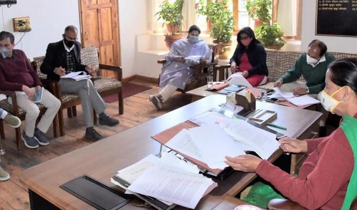 Himachal : एमसी शिमला ने लोगों को दी राहत 20 नए चार्जिंग स्टेशन और बनेंगे एंबुलेंस रोड