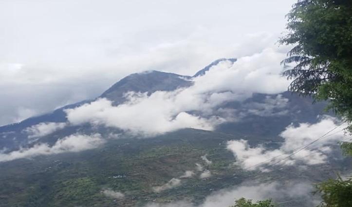 मौसम ने बदला मिजाज,  हिमाचल के छह जिलों में बारिश व ओलावृष्टि का ऑरेंज अलर्ट
