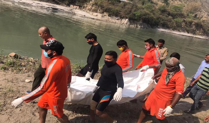 सरौर हादसाः एनडीआरएफ की टीम ने चौथे दिन ढूंढ निकाला एक और शव