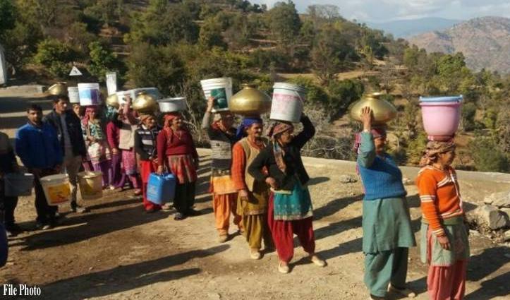 Himachal में सूखे जैसे हालात, नए कमर्शियल कनेक्शनों पर लगाई रोक