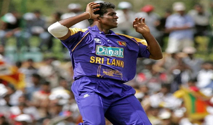 आईसीसी ने श्रीलंका के इस क्रिकेटर पर लगाया आठ साल का बैन