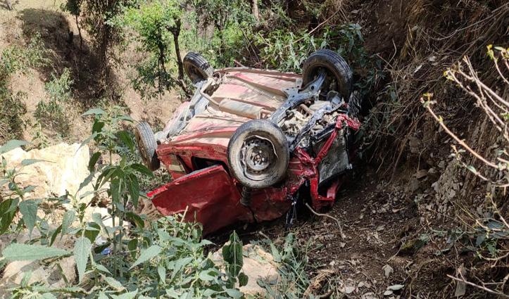हिमाचल में बड़ा हादसाः पिता-पुत्र समेत तीन की मौत, एक गंभीर