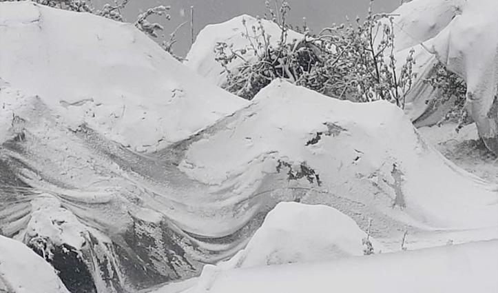 HP Weather : हिमाचल में बारिश-बर्फबारी ने तोड़े कई रिकॉर्ड, कल भी सताएगा मौसम