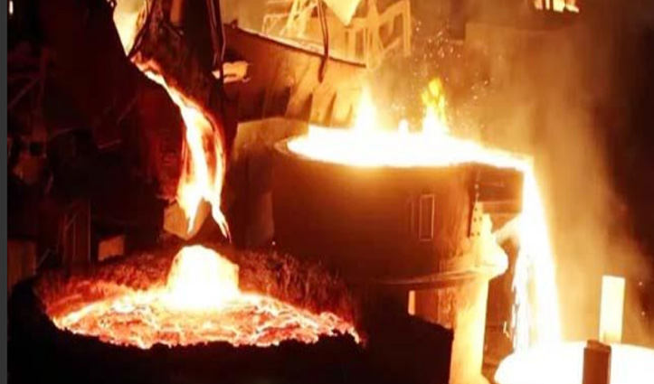 Himachal: सरिया उद्योग में गर्म लोहा गिरने से दो कामगारों की गई जान, चार घायल