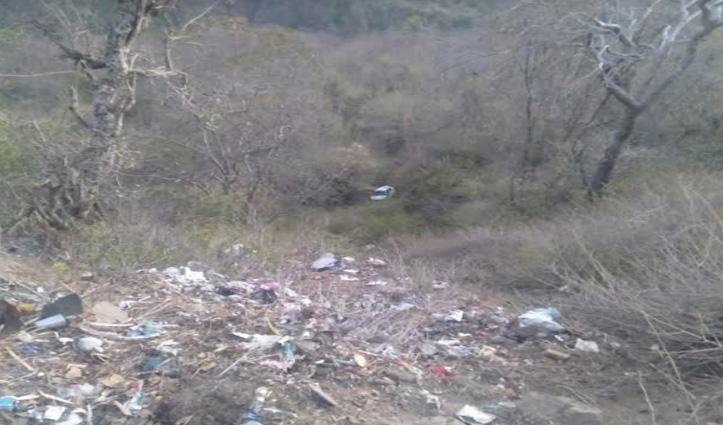 हिमाचल में हादसाः कसौली में कार गिरी खाई में, दो लोगों की कई जान