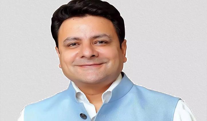 सार्थक पहलः कांग्रेस नेता सुधीर शर्मा ने अपने घर को कोविड केयर सेंटर बनाने का दिया ऑफर