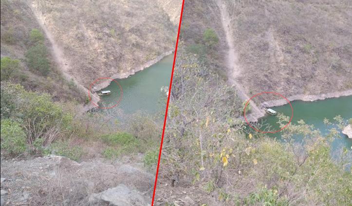Himachal में बड़ा हादसा, खड्ड में गिरी मंदिर जा रहे लोगों की कार- 5 की मृत्यु