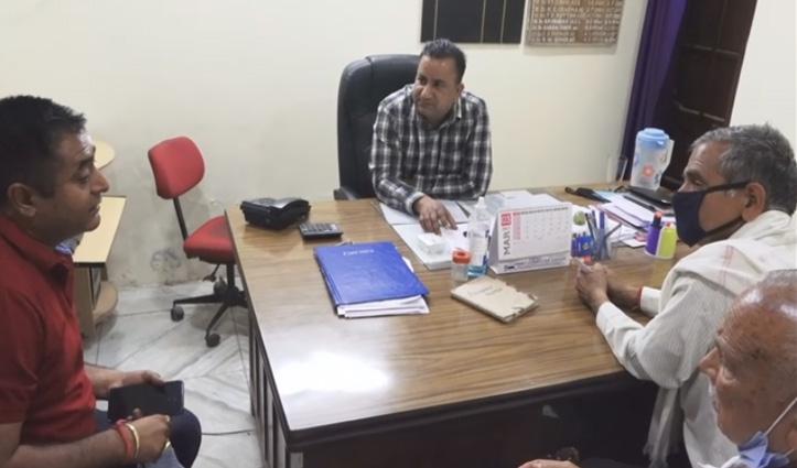 Himachal : ऑडिट के नाम पर बिजली उपभोक्ताओं से रिकवरी, SDO ऑफिस पर बोला हल्ला