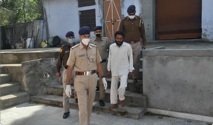 युवती हत्या मामला: आरोपी सेवादार को अदालत ने 14 दिन की न्यायिक हिरासत में भेजा