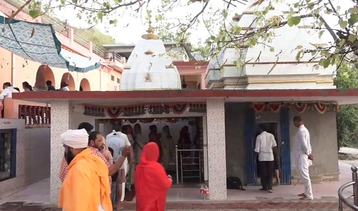 ऊना : पुष्कर के ब्रह्मा जी मंदिर में बैसाखी पर नहीं दिखी रौनक, वीरेंद्र कंवर  भी पहु्ंचे
