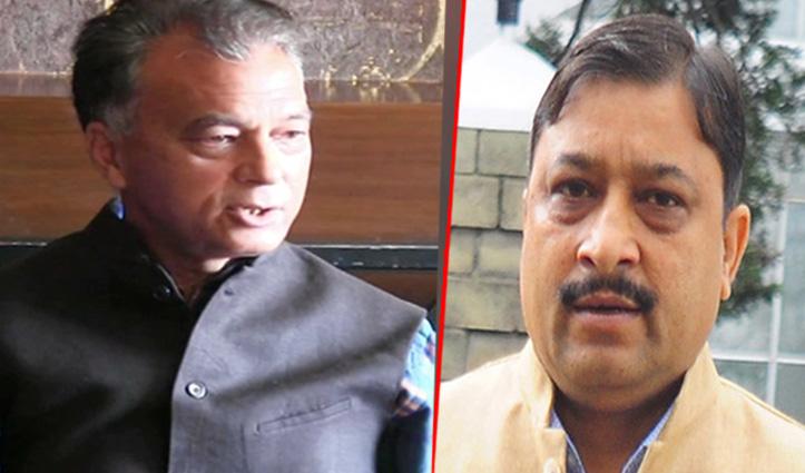 अनिल की टिप्पणी पर BJP का जवाब, दम है तो इस्तीफा दे लड़कर देख लें चुनाव