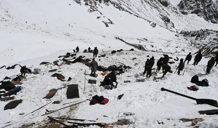 उत्तराखंड में ग्लेशियर की चपेट में आए 291 लोग निकाले सुरक्षित, 8 शव भी बरामद