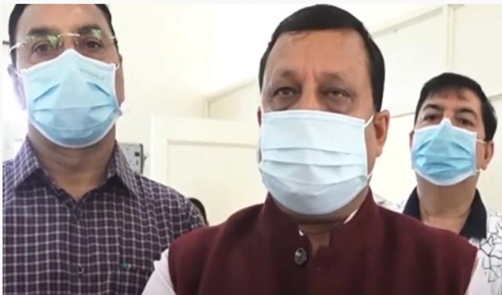 Una में बढ़ते कोरोना संक्रमण के बीच मंत्री वीरेंद्र कंवर ने खुद संभाला मोर्चा, पढ़ें पूरा मामला