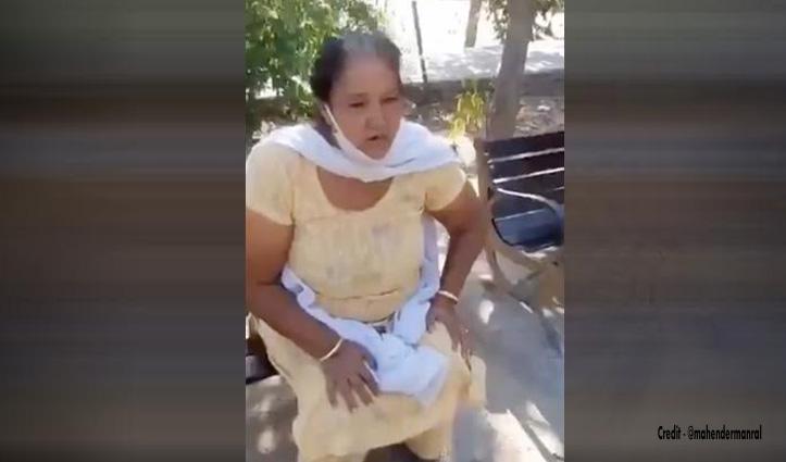 वायरल वीडियो : स्टॉक खत्म होने के बाद केजरीवाल से क्या बोली दारू वाली आंटी